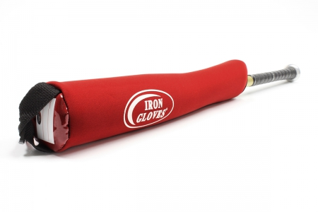 "Big Barrel 2 5/8 - 2 3/4"" Size: Red"