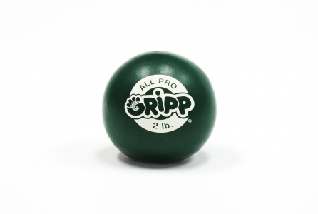 2lb All Pro Gripp Ball - Sport Hand Trainer: Green