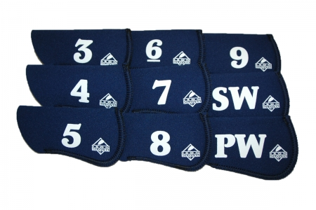Set of 9, 3-SW: Navy