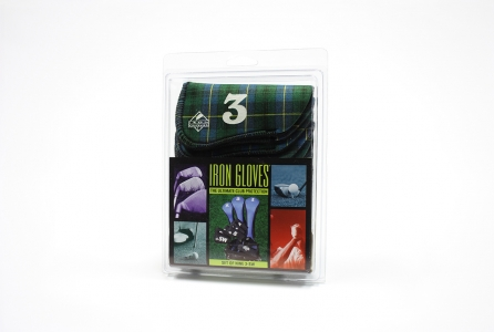 Set of 9, 3-SW: Green Plaid