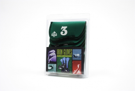 Set of 9, 3-SW: Green