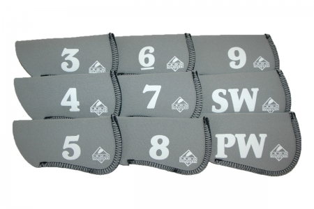Set of 9, 3-SW: Silver