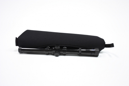 "10"" Scope Cover: Black"