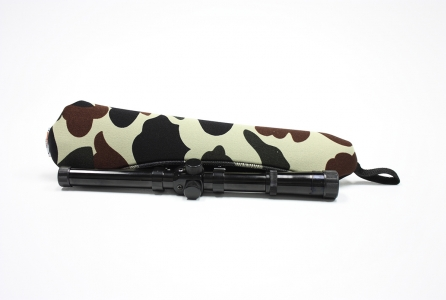 "12-13.5"" Scope Cover: Camo"