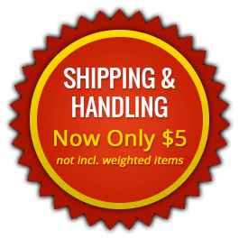 Shipping & Handling Now Only $2.00/Item