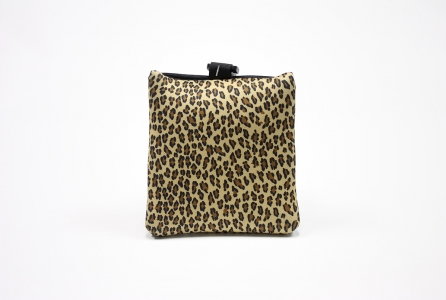 Double Zipper Tag-A-Long: Cheetah