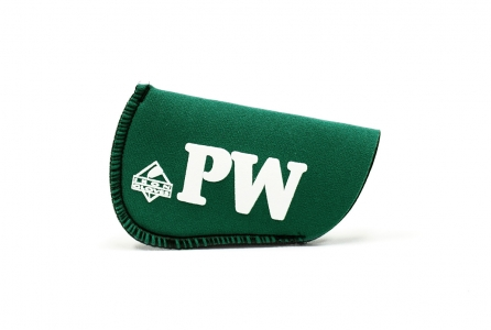 Pitching Wedge Glove: Green