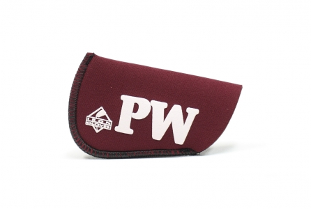 Sand Wedge Glove: Burgundy
