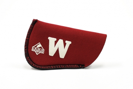 Wedge Glove: Red